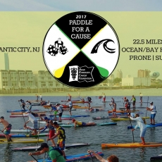 10th Annual Paddle for a Cause