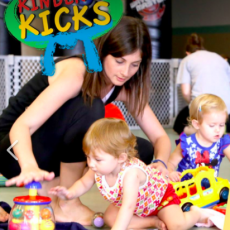 KinderKicks Playdate!