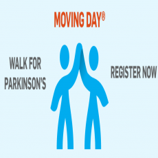 Making movement for Parkinson's research