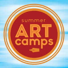 Weekly Summer Art Camp (Ages 6+)