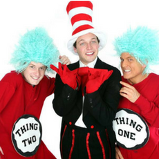 Dr Seuss's The Cat in the Hat | Jun 2-Jul 9