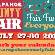 Arapahoe County Fair (July 27-30)