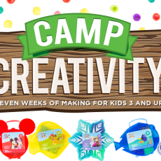Camp Creativity - All About Me
