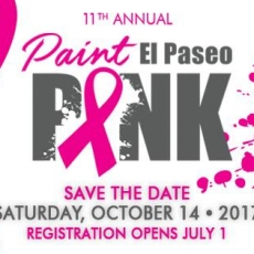 11th Annual Paint El Paseo Pink