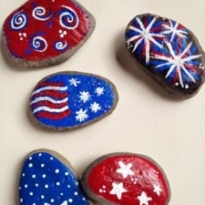 Celebrate the USA Art Workshops (Ages 7-10)