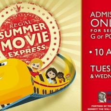 $1 Summer Movie Express Indio