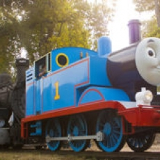 A Day Out With Thomas (June 24-25, July 1-2, July 8-9)