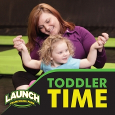 Toddler Time and Storytime at Launch