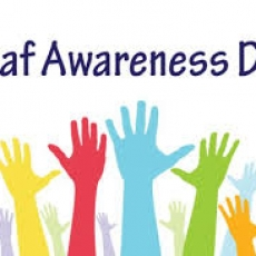 Deaf Awareness Day