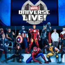 Marvel Universe Live! Age Of Heroes (Aug 4-6)