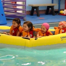 Free Swim Lessons for Babies and Toddlers