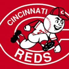 Cincinnati Reds Game at Great American Ballpark