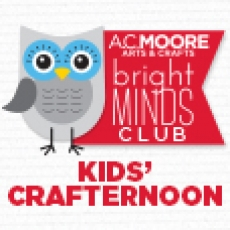 Kids' Crafternoon Wednesdays (Ages 5-12)