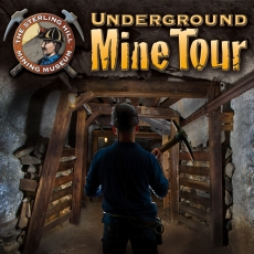 Sterling Hill Mine Tour & Fossil Discovery Center