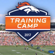 Broncos Training Camps-Kid's Day
