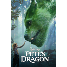 Movie Under the Stars: Pete's Dragon