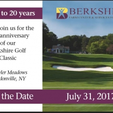 20th Annual Berkshire Golf Classic