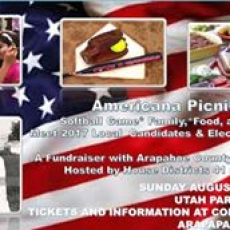 Americana Picnic - A Fundraiser for the Arapahoe County Dems