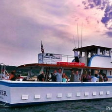 Boat Tour of the Navesink River
