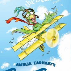 The Starlings Present: Amelia Earhart's First Flight