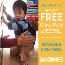 Try Gymboree Today with a Free Class!
