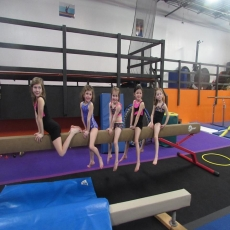 Gymnastics, Tumbling, Ninja & Cheer: Ages Walking & Up