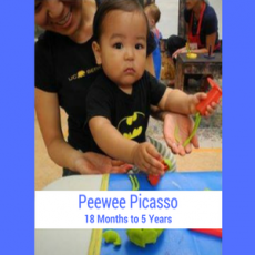 PeeWee Picasso