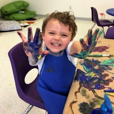 Creation Station: All Aboard!! Ages 1-3