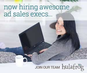 NOW HIRING ADVERTISING SALES EXECS