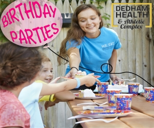 Choose your theme Party at DHAC!