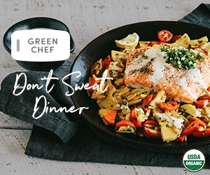 WANNA TRY GREEN CHEF, TOO?