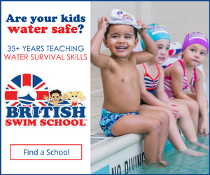 Learn to Swim with British Swim School