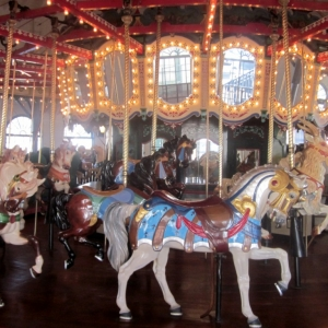 Birthday Party at the Carousel!