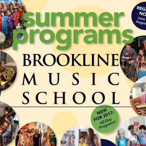 Family Fun Tuesday with Brookline Music School