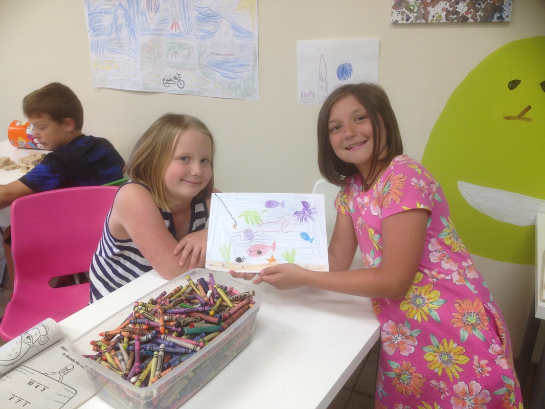 Arts, Crafts and Fun Summer Camp